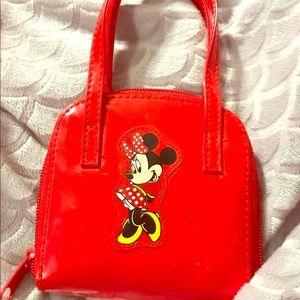 Vintage Minnie Mouse purse